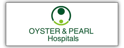 Oyster & Pearl Hospitals logo