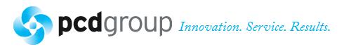PCD Group logo