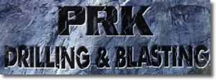 PRK Drilling & Blasting logo