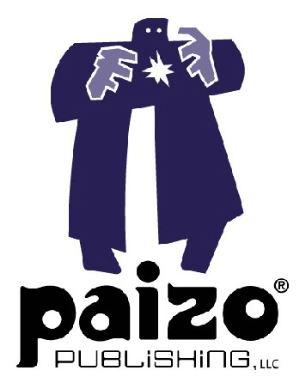 Paizo Publishing logo