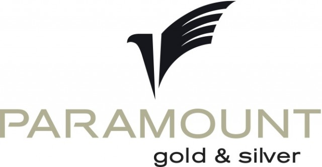 Paramount Gold and Silver Corp. logo