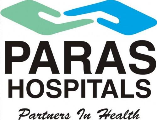 Paras Hospitals logo