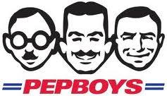 Pep Boys-Manny, Moe & Jack (The) logo