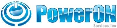 PowerON Services logo