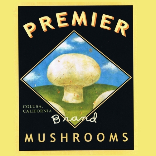Premier Mushrooms logo