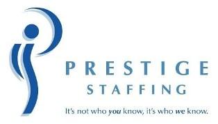 Prestige Staffing logo