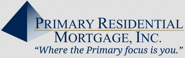 Primary Residential Mortgage logo