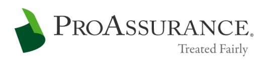 ProAssurance Corporation logo
