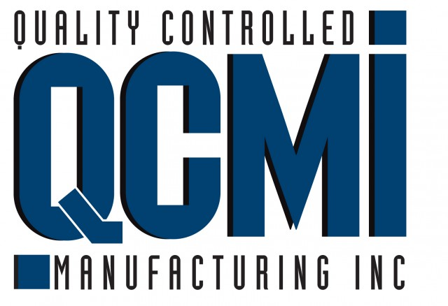Quality Controlled Manufacturing logo
