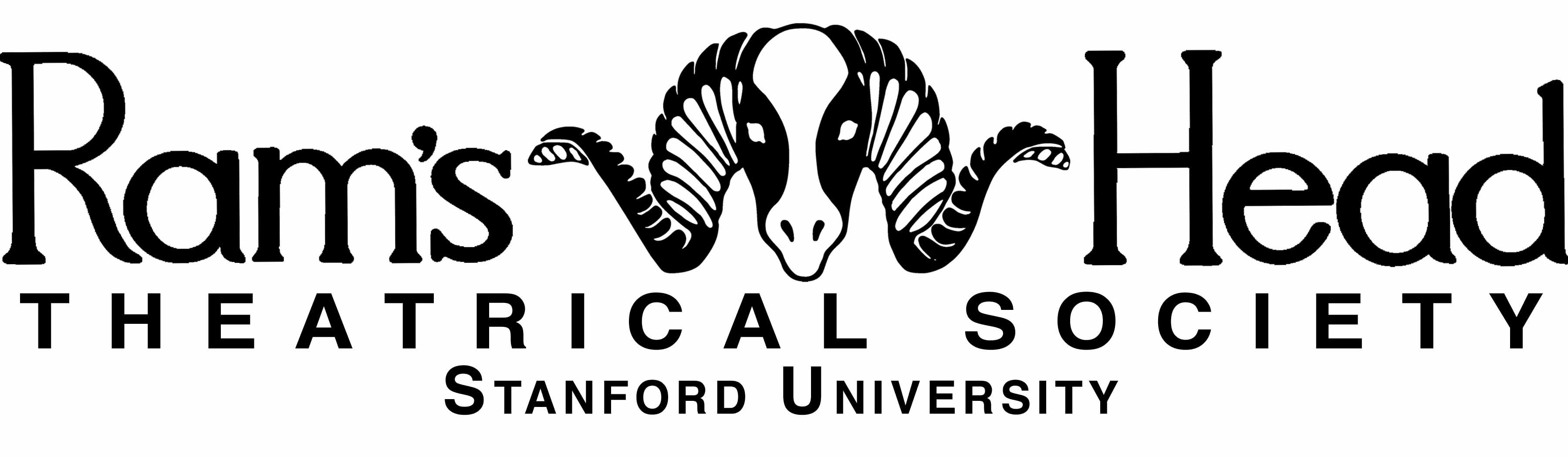 Rams Head Theatrical Society Stanford University Logo