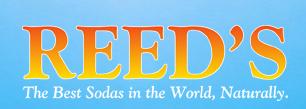 Reeds, Inc. logo