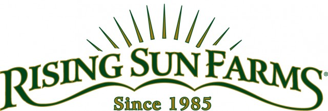 Rising Sun Farms logo