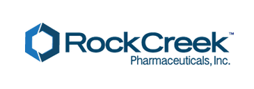 Rock Creek Pharmaceuticals, Inc. logo