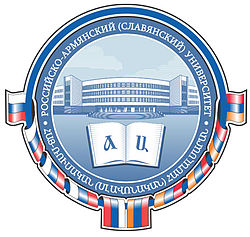 Russian-Armenian State University logo