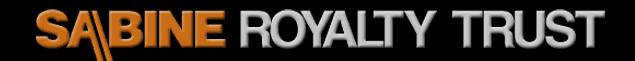 Sabine Royalty Trust logo