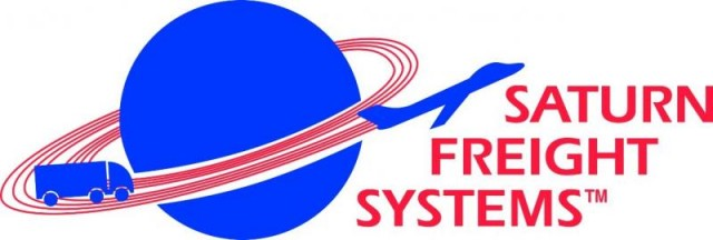 Saturn Freight Systems logo