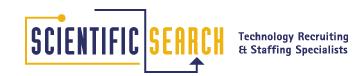 Scientific Search logo