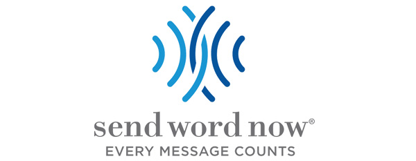Send Word Now logo