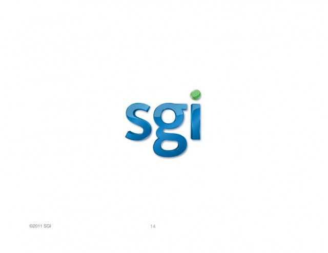 Silicon Graphics International Corp logo