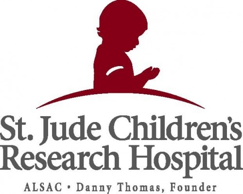 St.Jude Children's Research Hospital logo