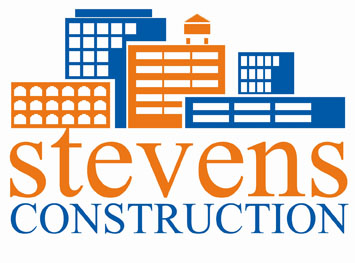 Stevens Construction logo