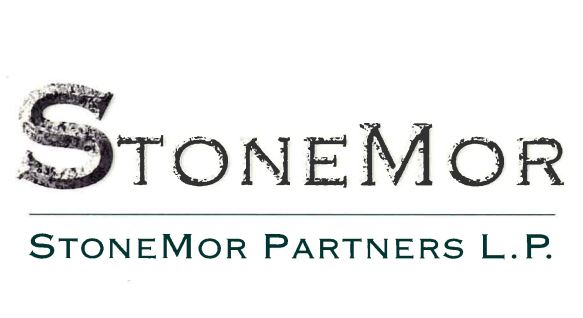 StoneMor Partners L.P. logo