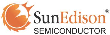SunEdison Semiconductor Limited logo