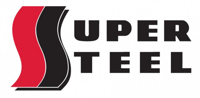 Super Steel logo