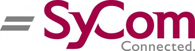 SyCom Technologies logo
