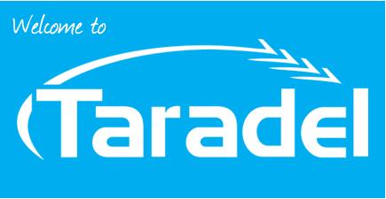 Taradel logo