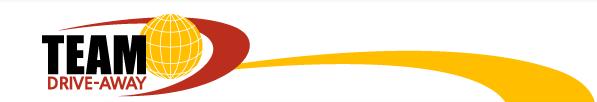 Team Drive-Away logo