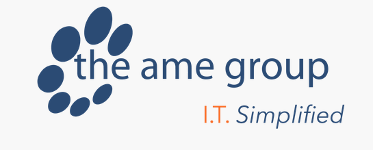 The AME Group logo