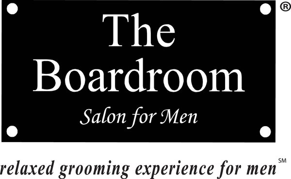 The Boardroom Salon for Men logo