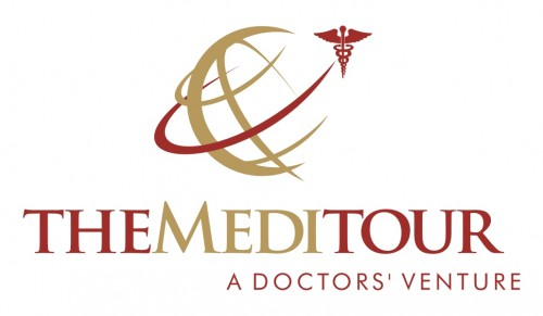 The Meditour logo