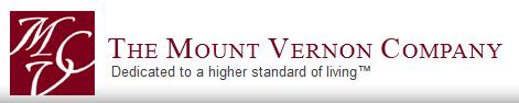 The Mount Vernon Company logo