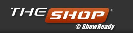 The Shop @ ShowReady logo