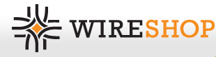 The Wire Shop logo