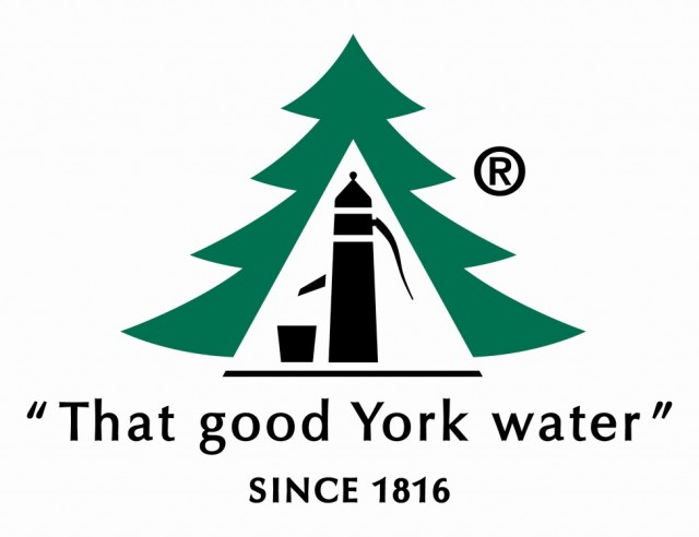 The York Water Company logo