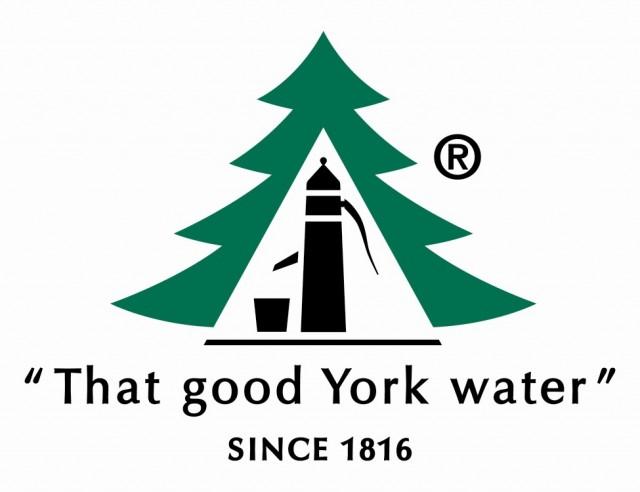 The York Water Company logo