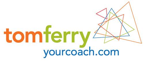 Tom Ferry - YourCoach.com logo