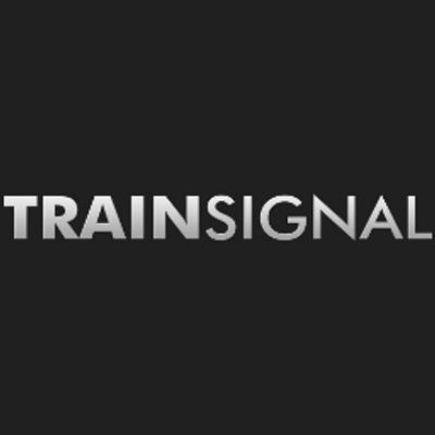 TrainSignal logo