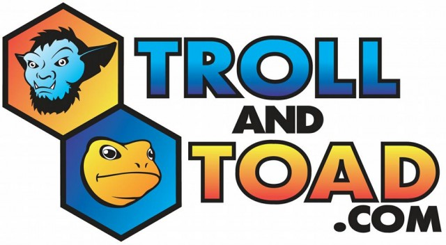 Troll and Toad logo