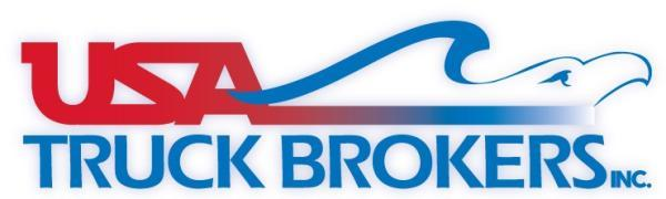 USA Truck Brokers logo