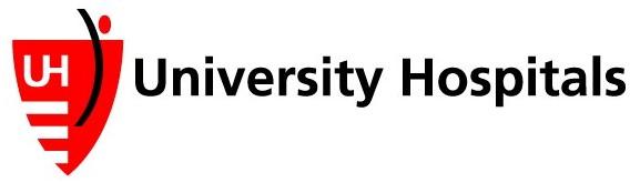 University Hospitals of Cleveland logo
