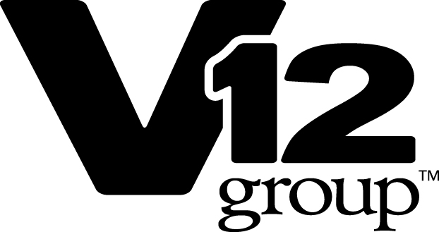 V12 Group logo