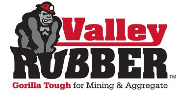 Valley Rubber logo