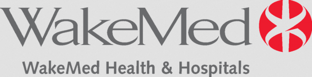 WakeMed Health & Hospital logo