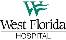 West Florida Hospital logo