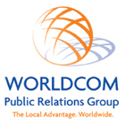 Worldcom Public Relations Group, The logo
