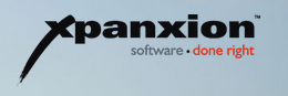 Xpanxion logo